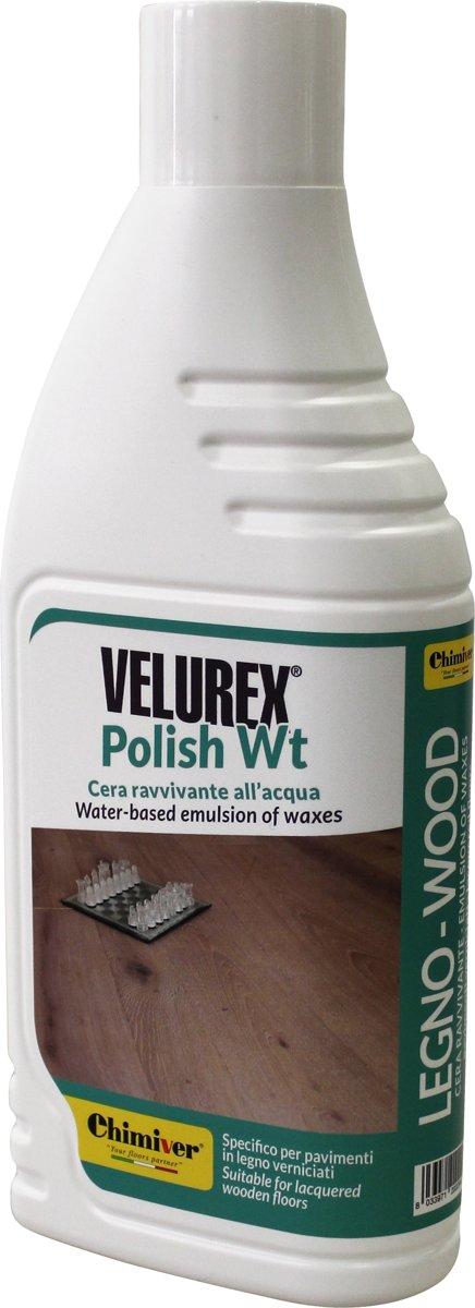 Velurex Polish WT, extra bescherming voor gelakte vloer, satijn glans kopen