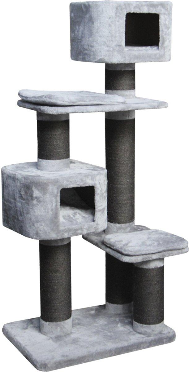 Krabpaal Loano grijs 70 X 50 X 164 CM