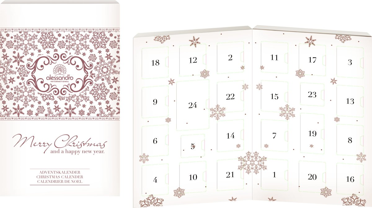 Alessandro Advent Kalender kopen