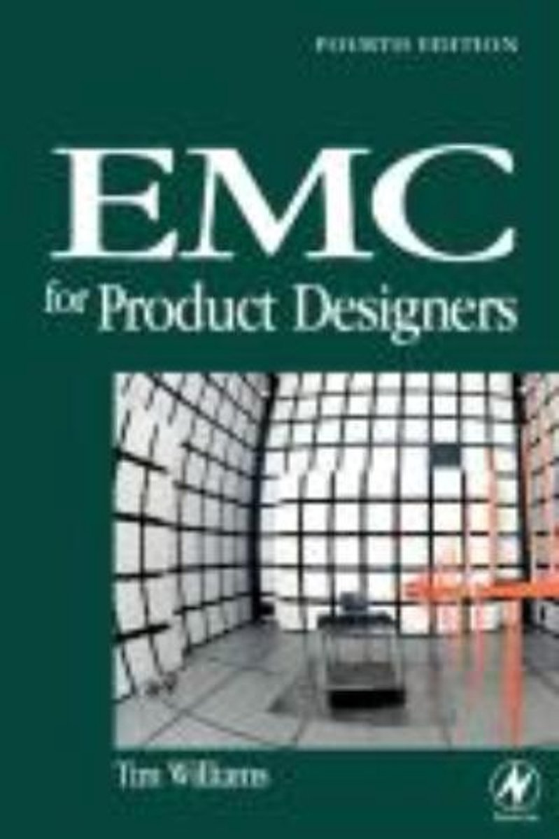 Emc For Product Designers 9780750681704 Tim Williams Bolcom How To Create Printed Circuit Board Pcb Simple Boeken