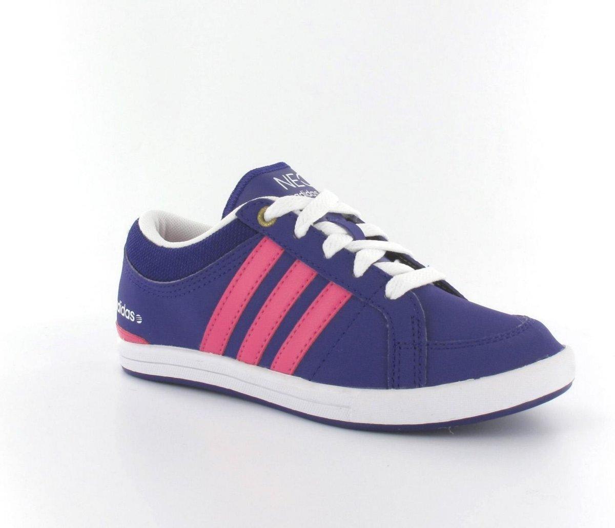 Leuke Betaalbare Kinderschoenen.Bol Com Adidas Bbneo Skool Low Kids Sneakers Kinderen Maat