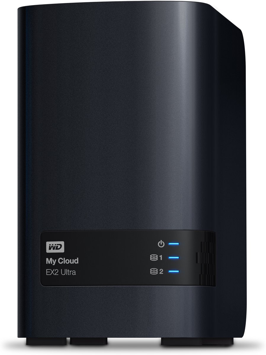 WD My Cloud EX2 Ultra 8TB NAS