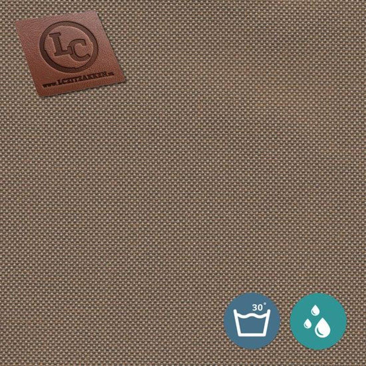 LC Zitzak hoes Nice outdoor taupe - Wasbaar - Geschikt voor buiten kopen