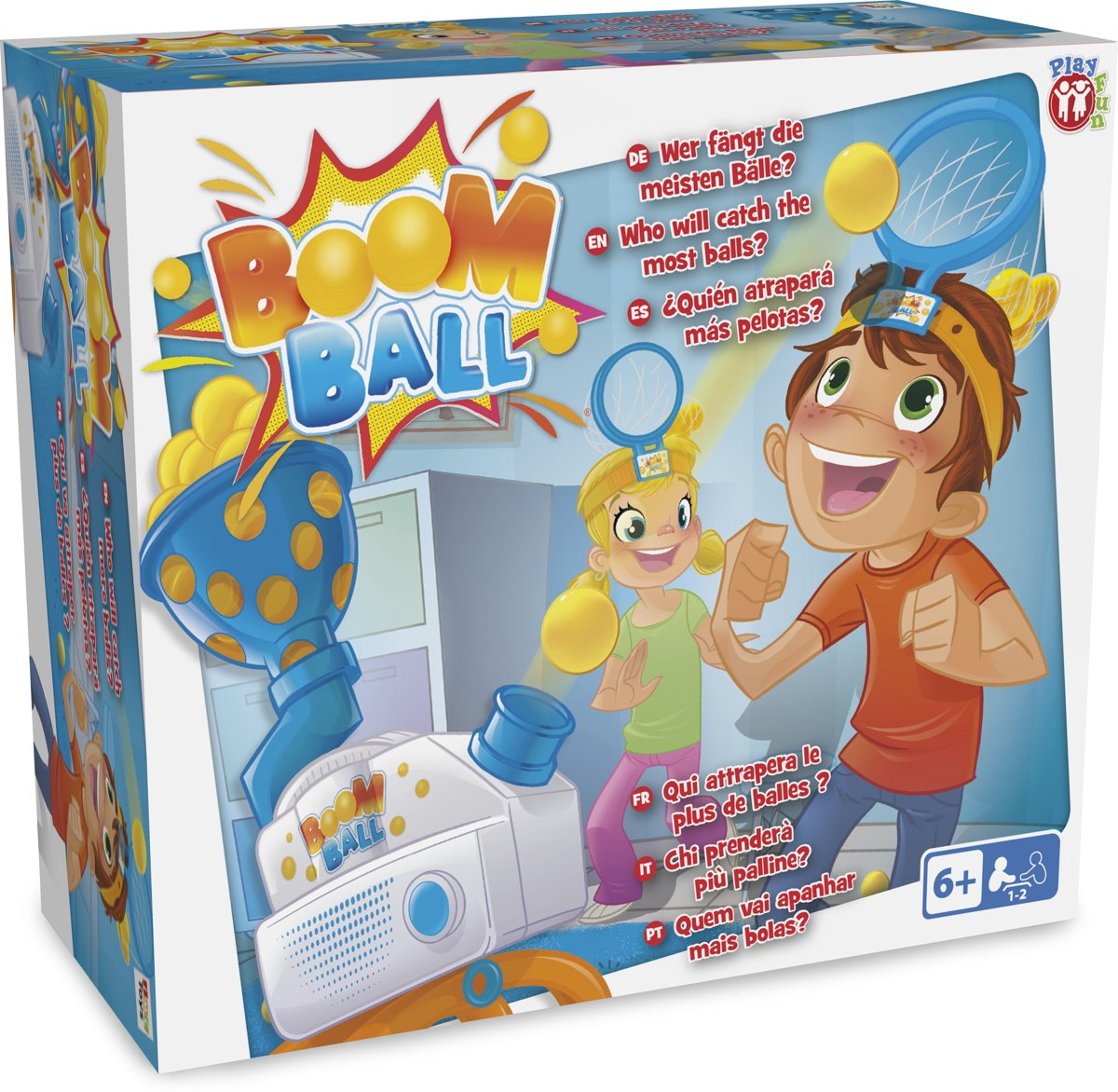 Boom Ball - Actiespel