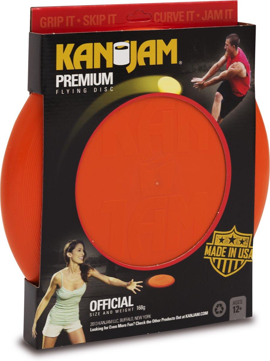 Official KanJam Disc Oranje