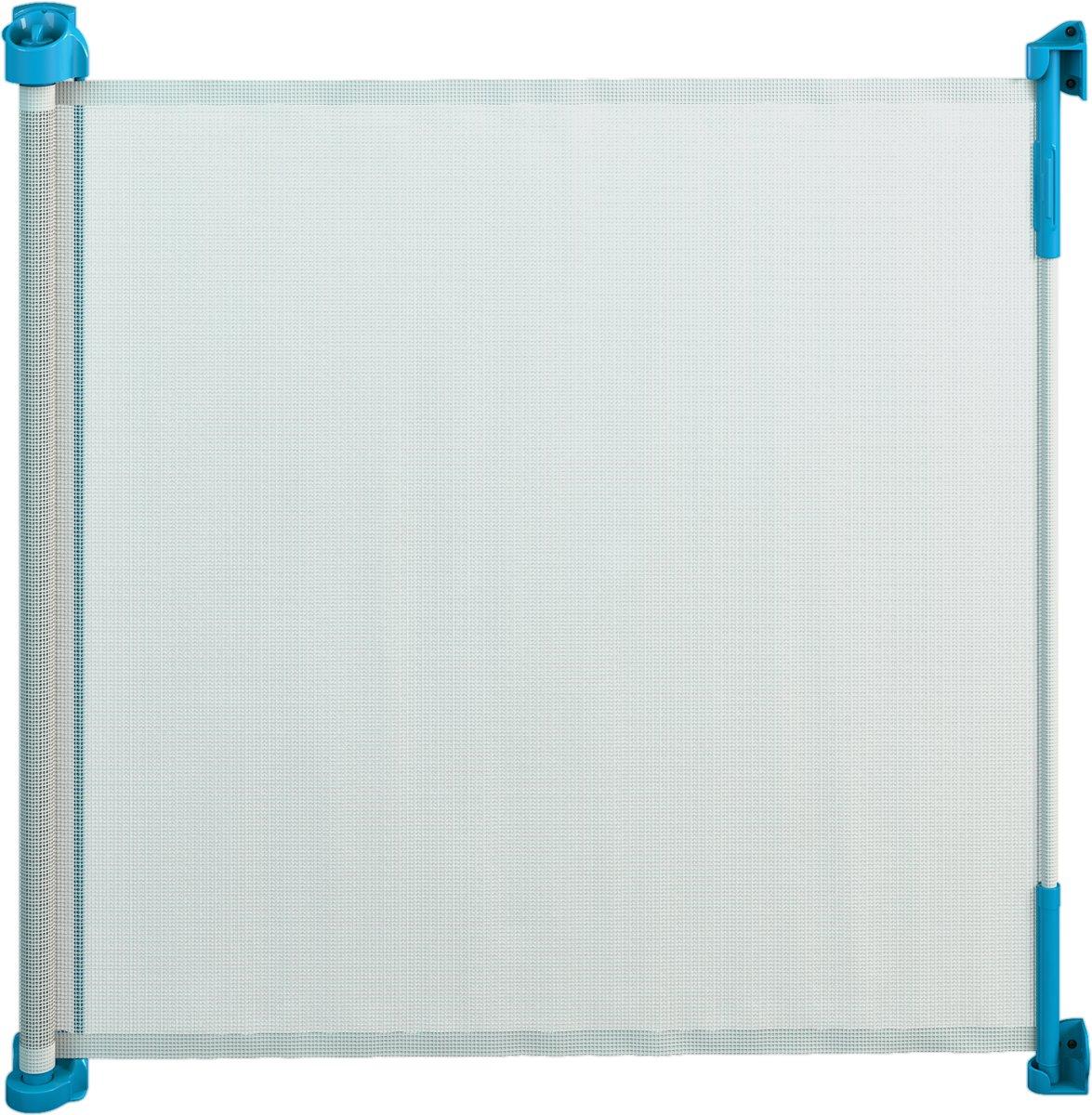 Gaterol Active Lite Blauw – Uittrekbaar trap- en deurhekje Rollo, tot 140 cm