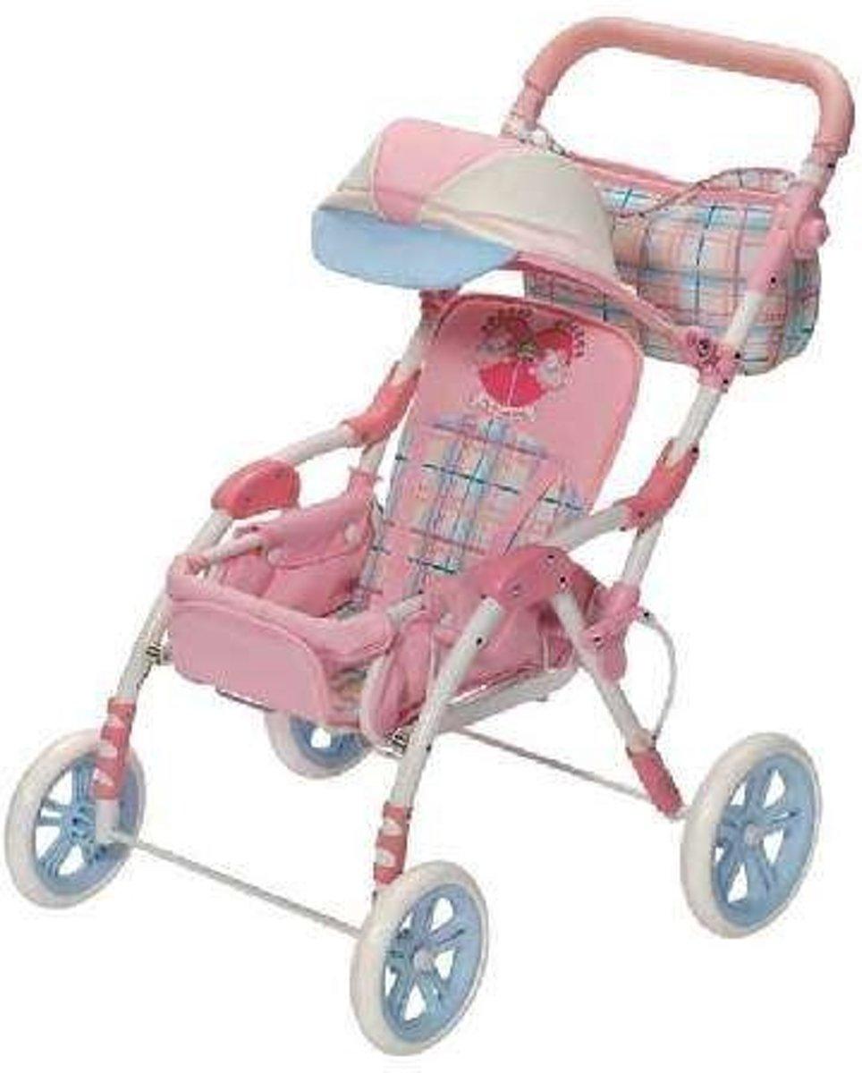 Baby Annabell poppenwagen