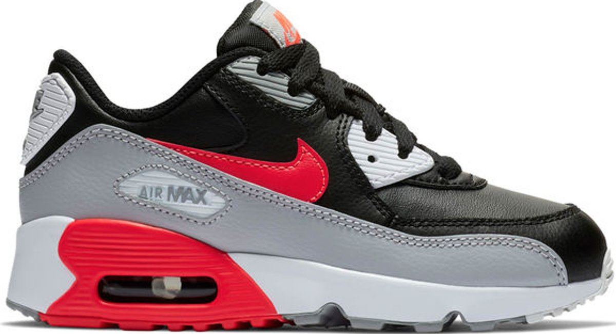 | Nike Air Max 90 LTR 833414 024 Grijs rood 32
