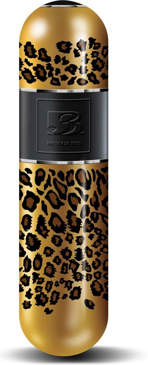 Foto van B3 Onye Kenya (Leopard/Goud) - Vibrator