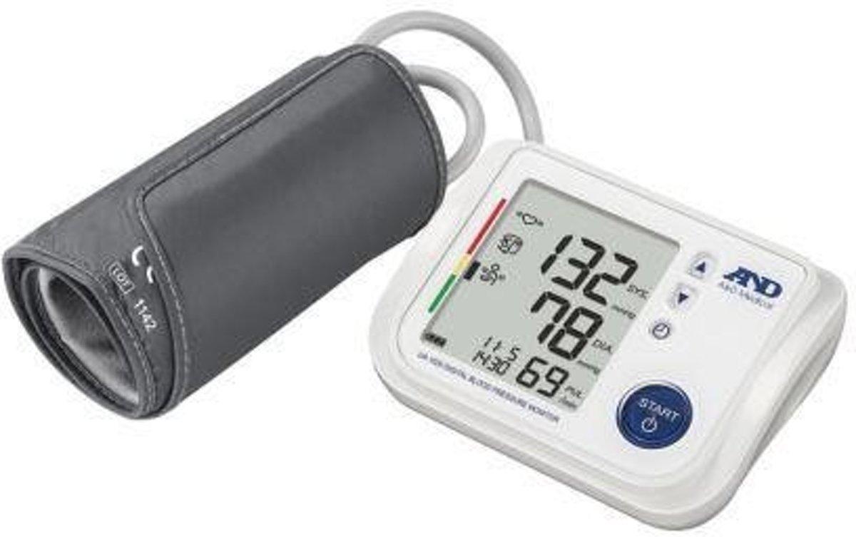 AND UA1020-W Bovenarmbloeddrukmeter