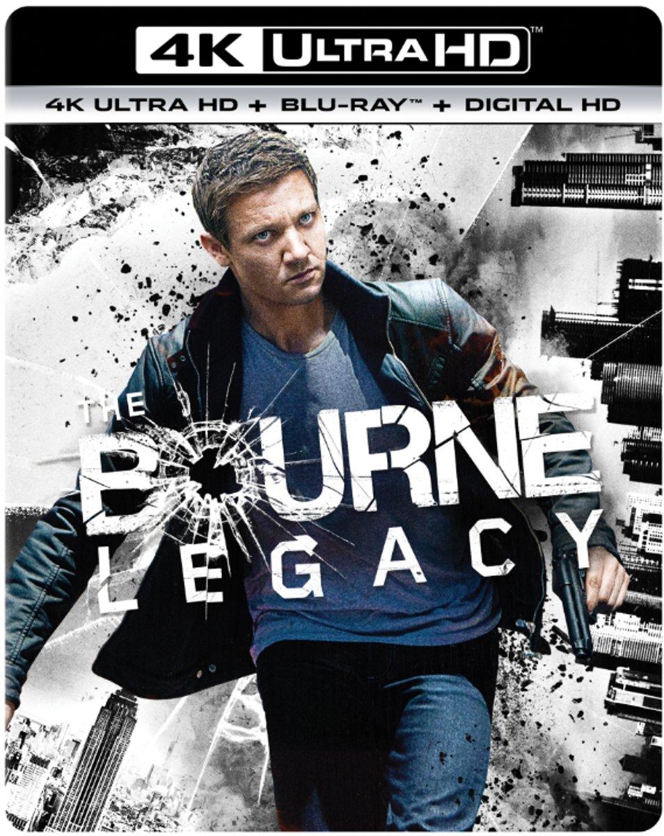 Bourne Legacy (4K Ultra HD Blu-ray)-