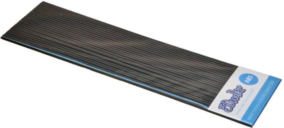 3Doodler Black Belt Black Pack ABS