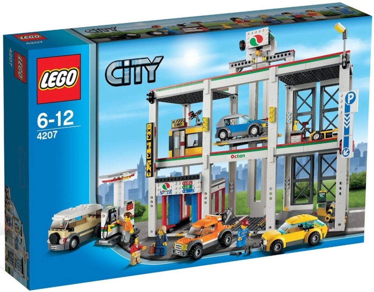 LEGO City Garage - 4207