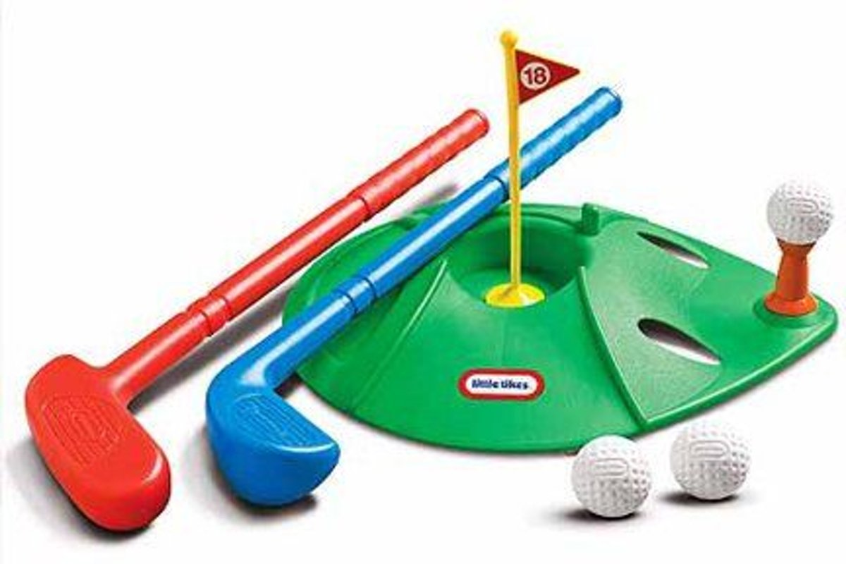 Golfset mini - Little Tikes