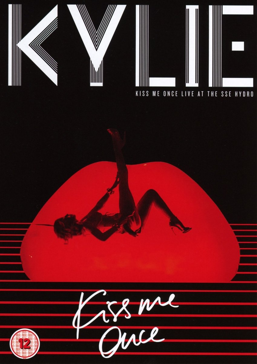 Kylie Minogue - Kiss Me Once - Live At The SSE Hydro | CD + DVD Video kopen
