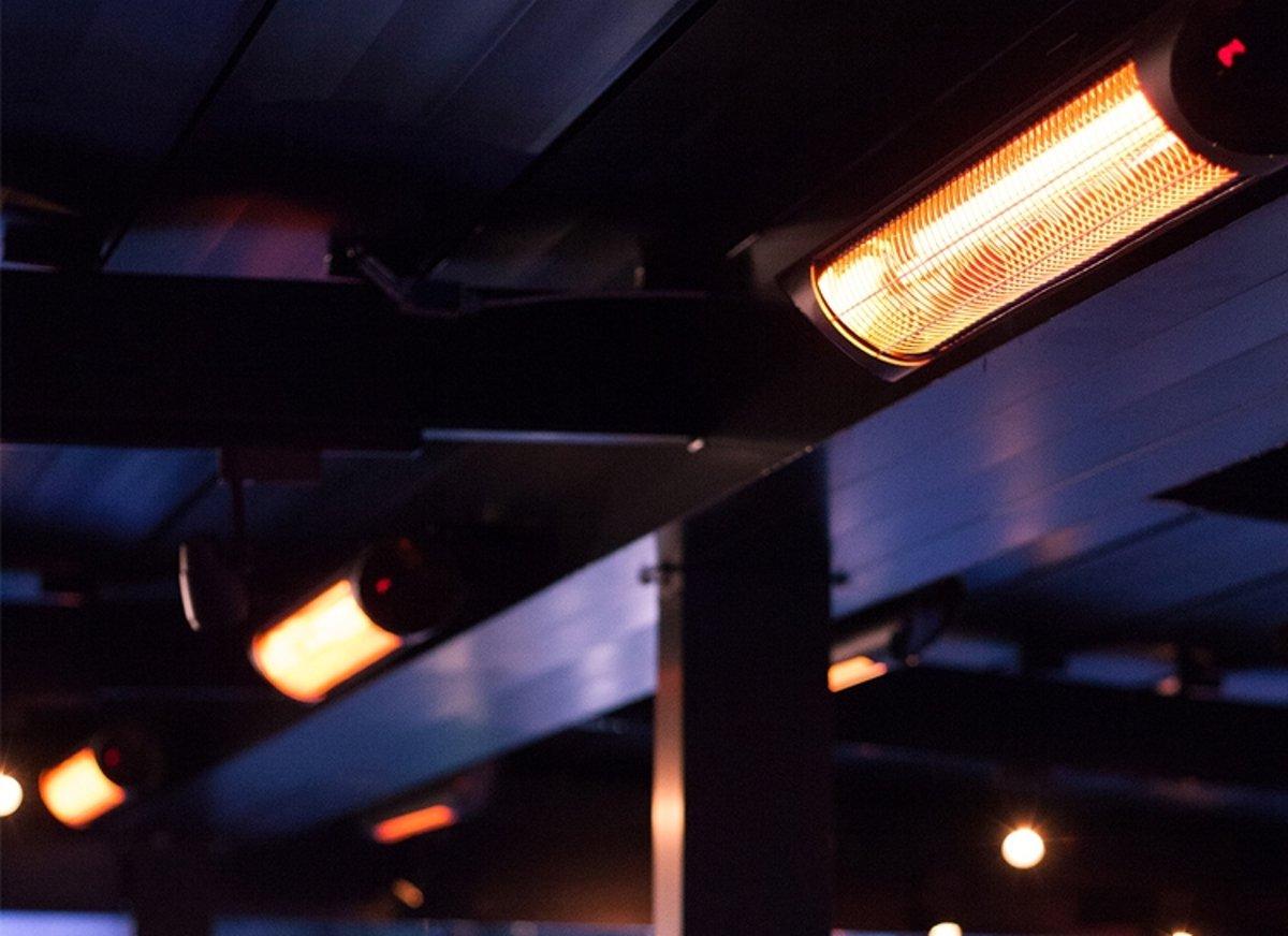 Infrarood Verwarming Garage : Bol.com energiezuinige hoge capaciteit carbon infrarood terras