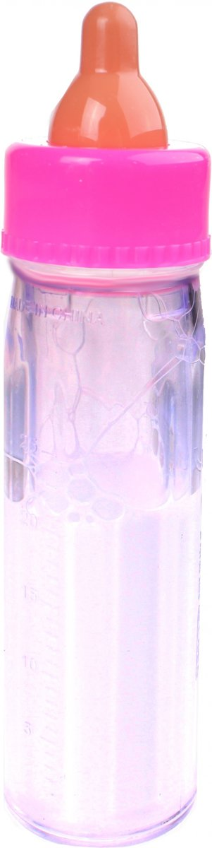 Eddy Toys Magische Drinkfles Voor Babypop 13,5 X 3,5 Cm