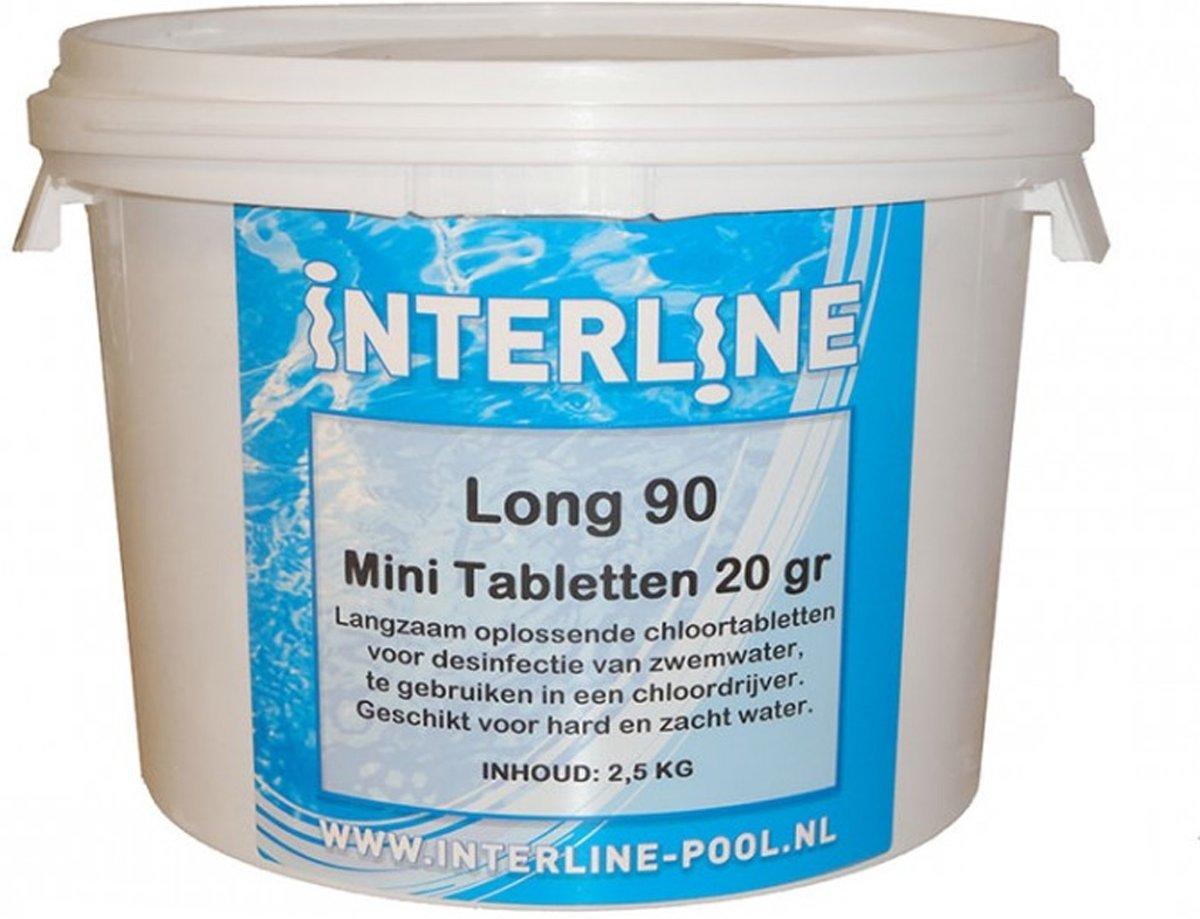 Interline Zwembad Interline chloortabletten - 20 grams, 2,5kg