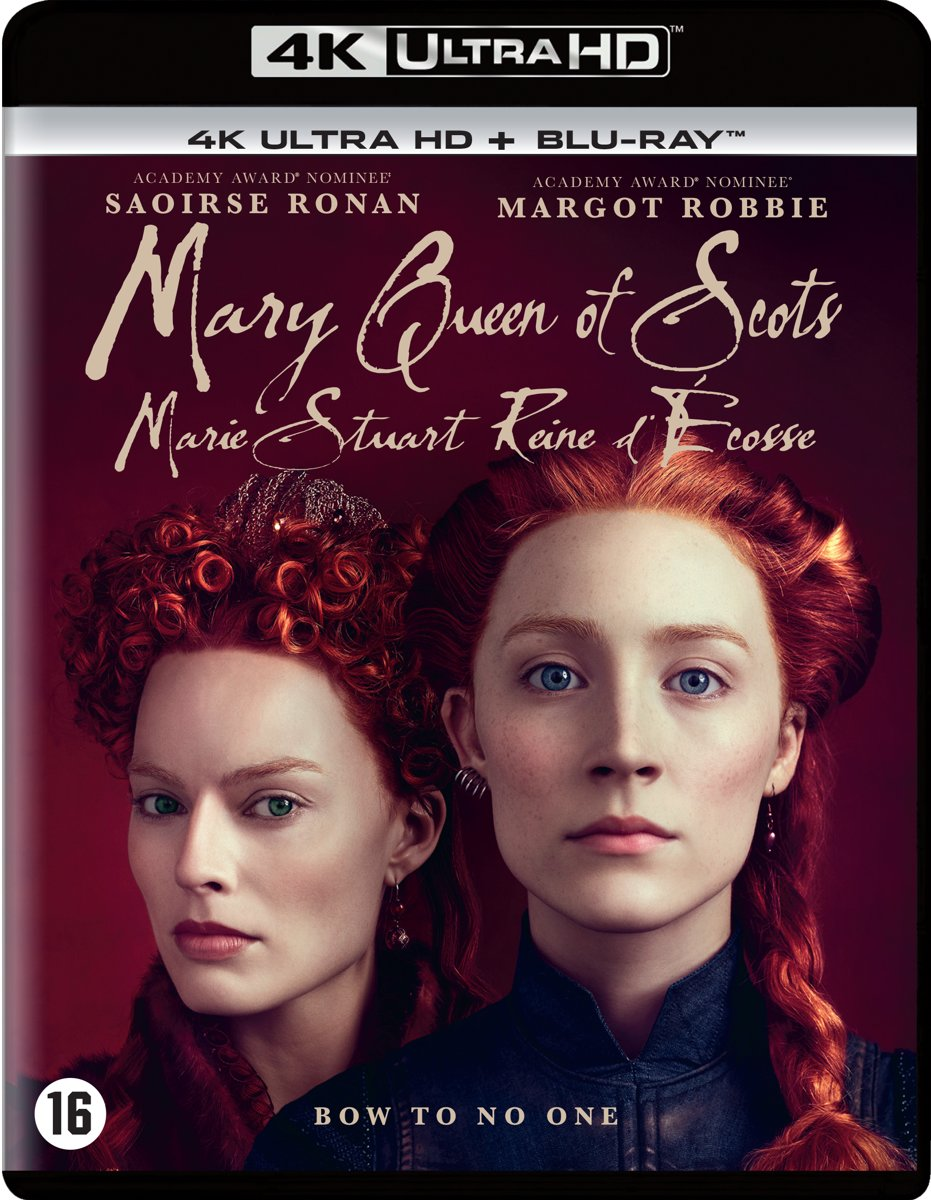 Mary Queen Of Scots (4K Ultra Hd Blu-ray)-