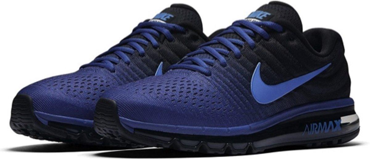 Nike Air Max 2017 Heren Sneakers Blauw 849559 401 Maat 40,5 Mannen