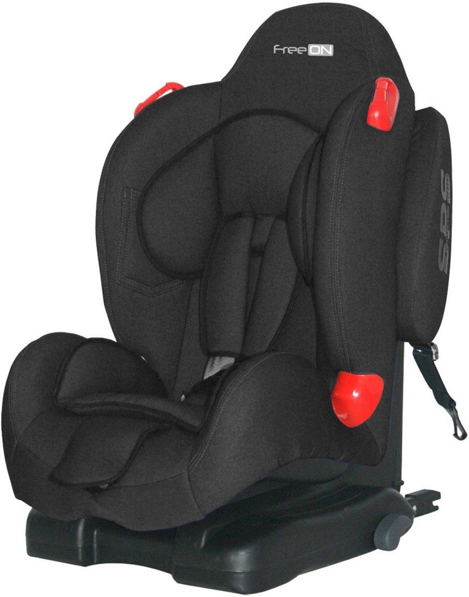 Autostoel FreeOn Kalisto-fix Black (9-25kg)