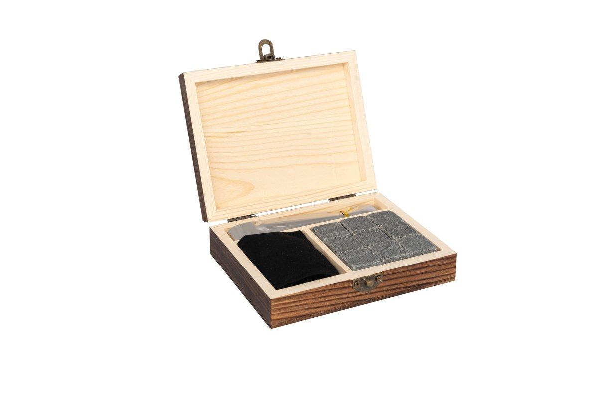 Premium Whiskey Stones Stenen Whisky Cubes - IJsblokken van Natuursteen kopen