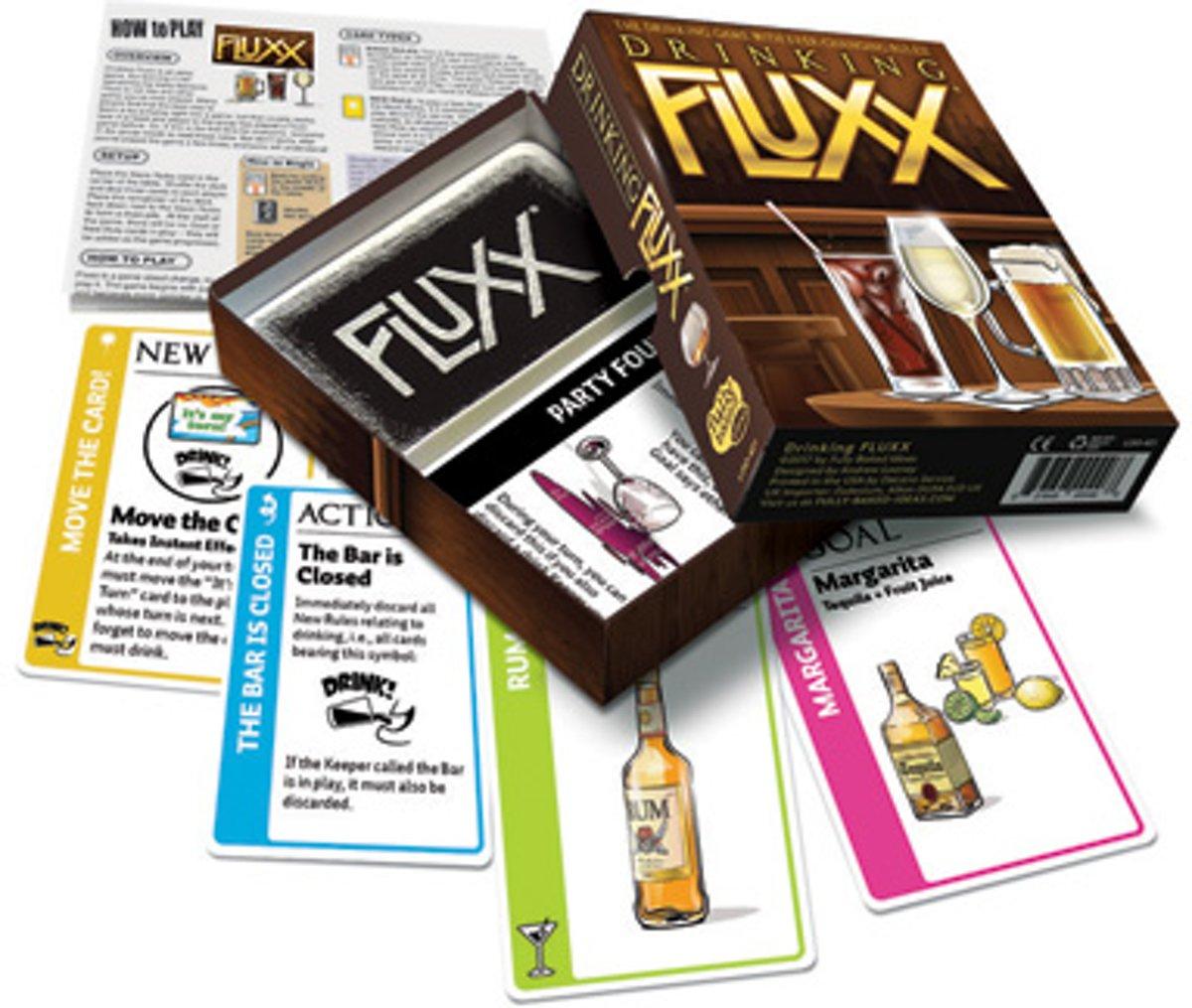Drinking Fluxx d6