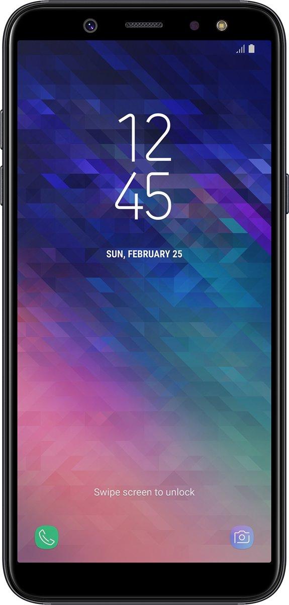 Samsung Galaxy A6 zwart kopen