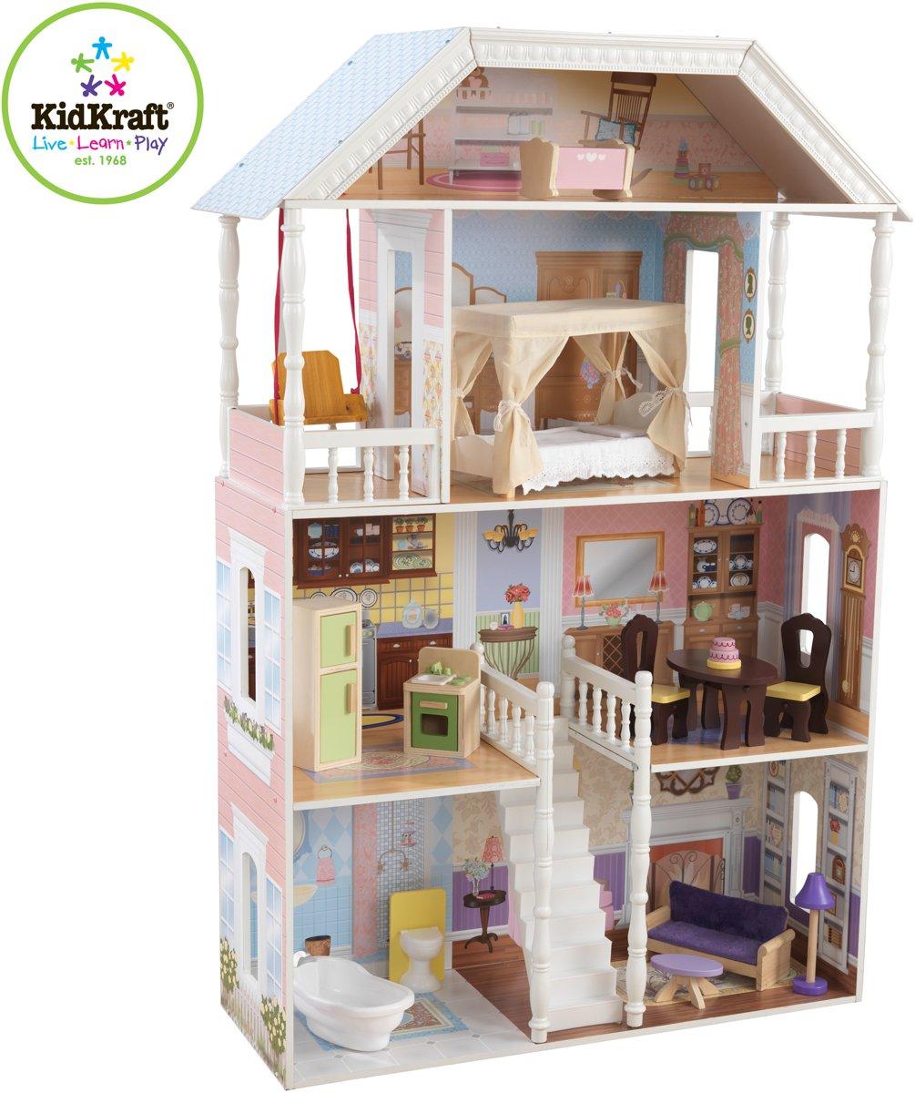 KidKraft Savannah Houten Poppenhuis