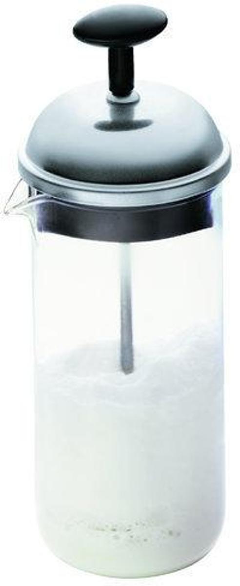 Bodum Chambord - Melkopschuimer - Klein - 0,08 l - Zwart kopen
