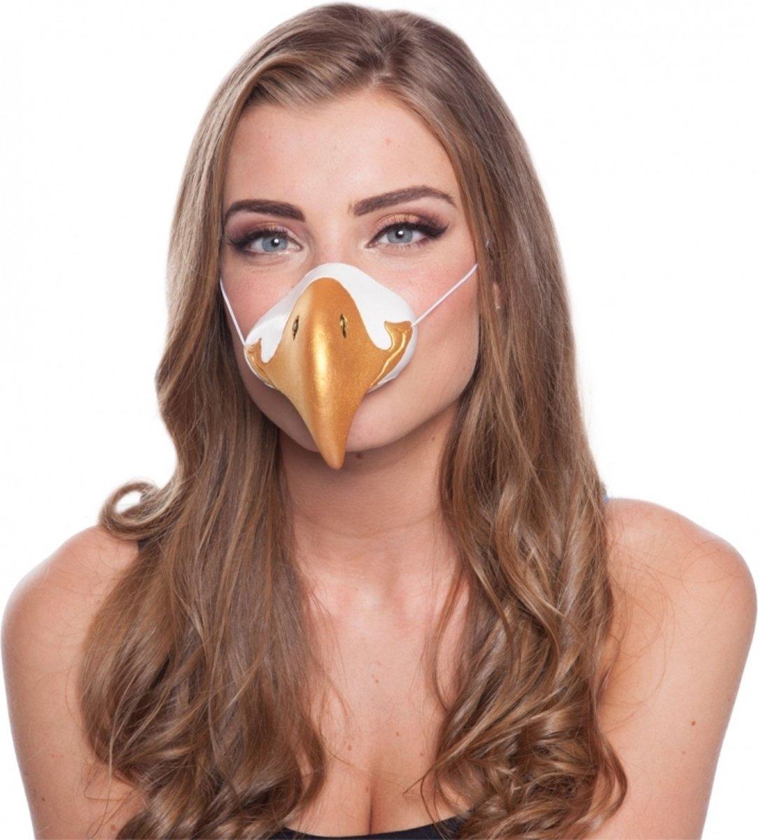 Adelaar-neus-masker-47-folat-overig - HobbyEnSpeelgoed.nl 53e9f74564f2