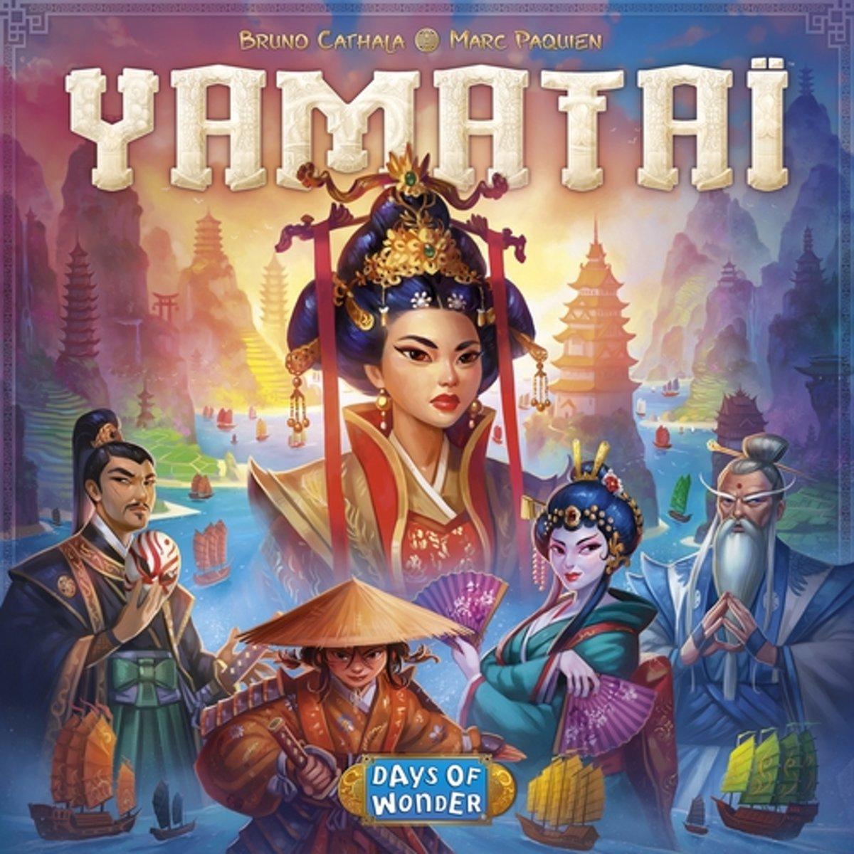 Yamatai Bordspel - Engelstalig