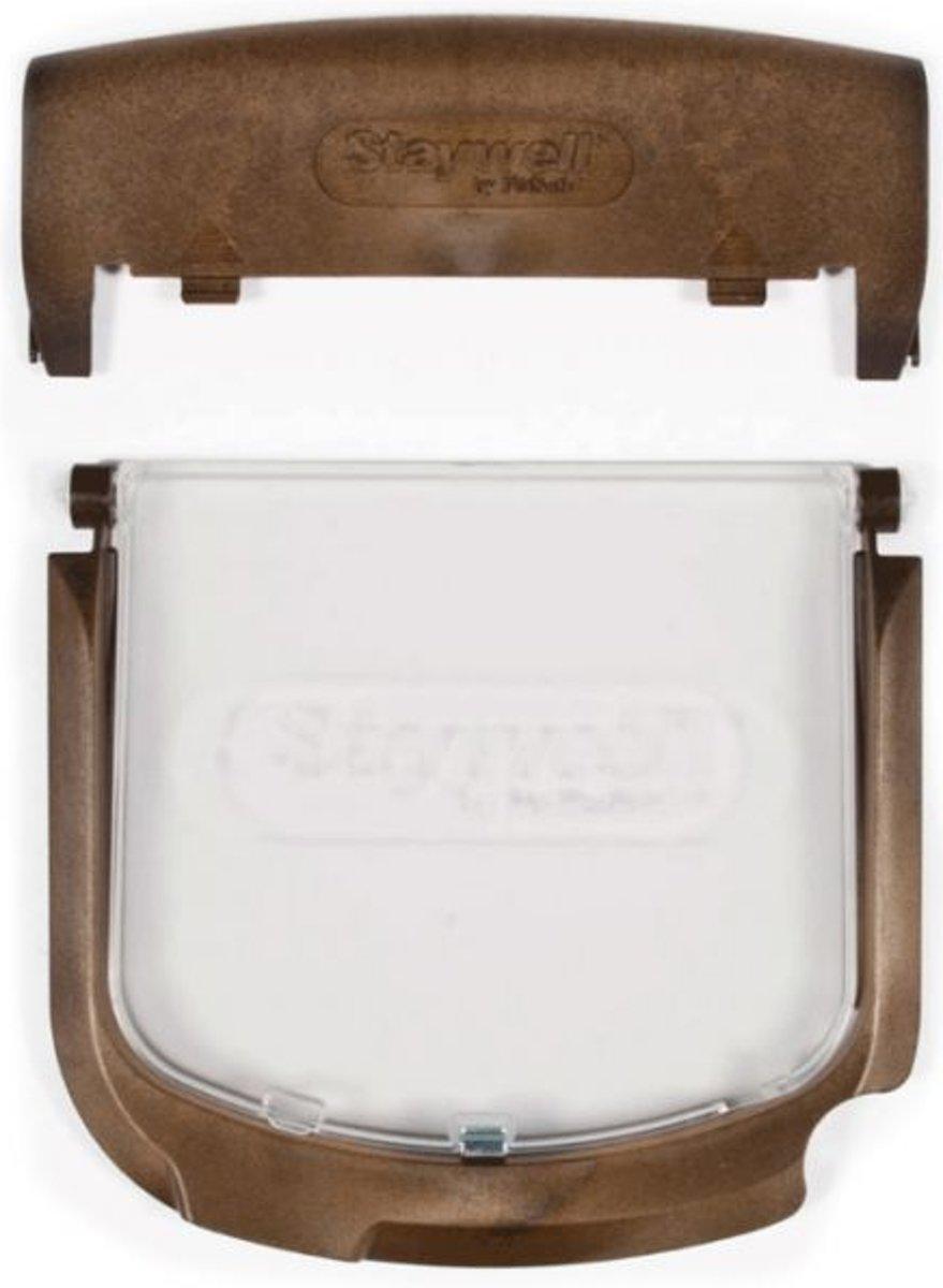 Petsafe luik+frame+batterijkap 300/400/500 houtnerf kopen
