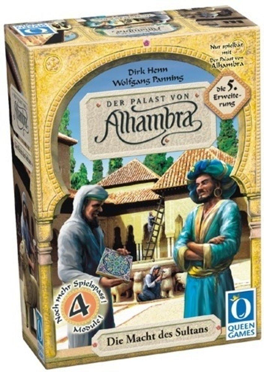 Alhambra Uitbreiding 5 De Macht Van De Sultan