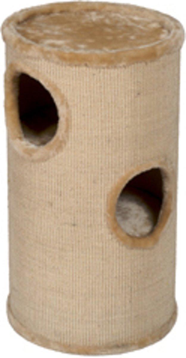 Nobby krabmeubel dasha 1 pluche beige 38 x 70 cm - 1 ST