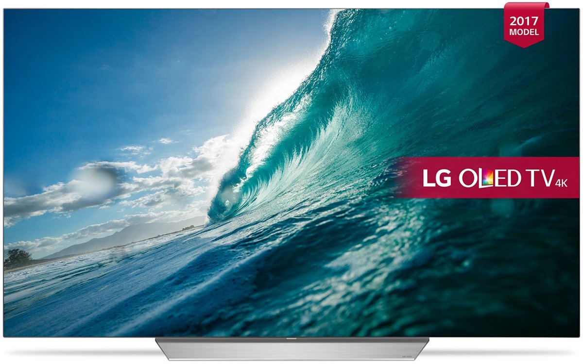 LG 55 inch 4K Ultra HD TV OLED55C7V voor €1.399
