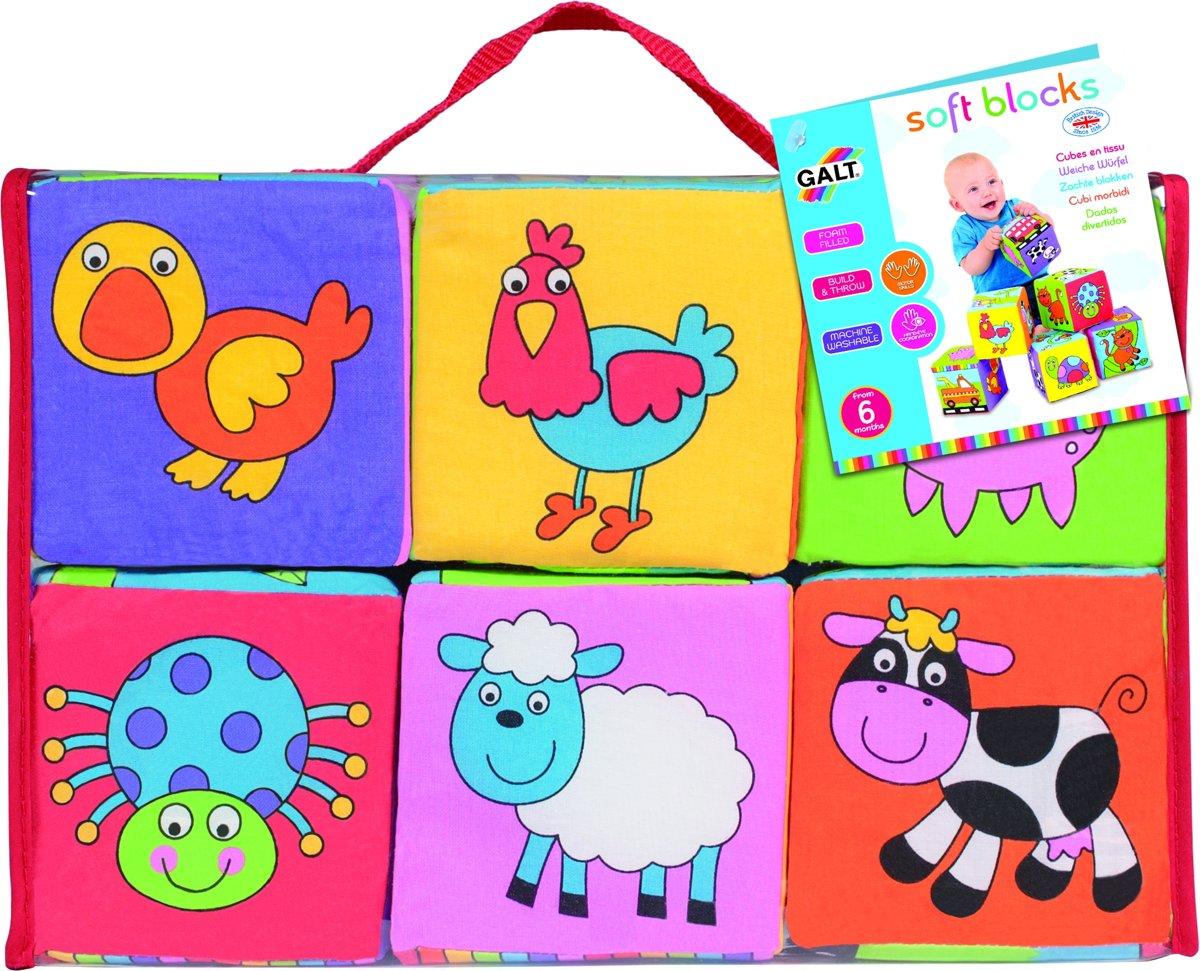 Galt Toys Zachte bouwblokken 381085 kopen