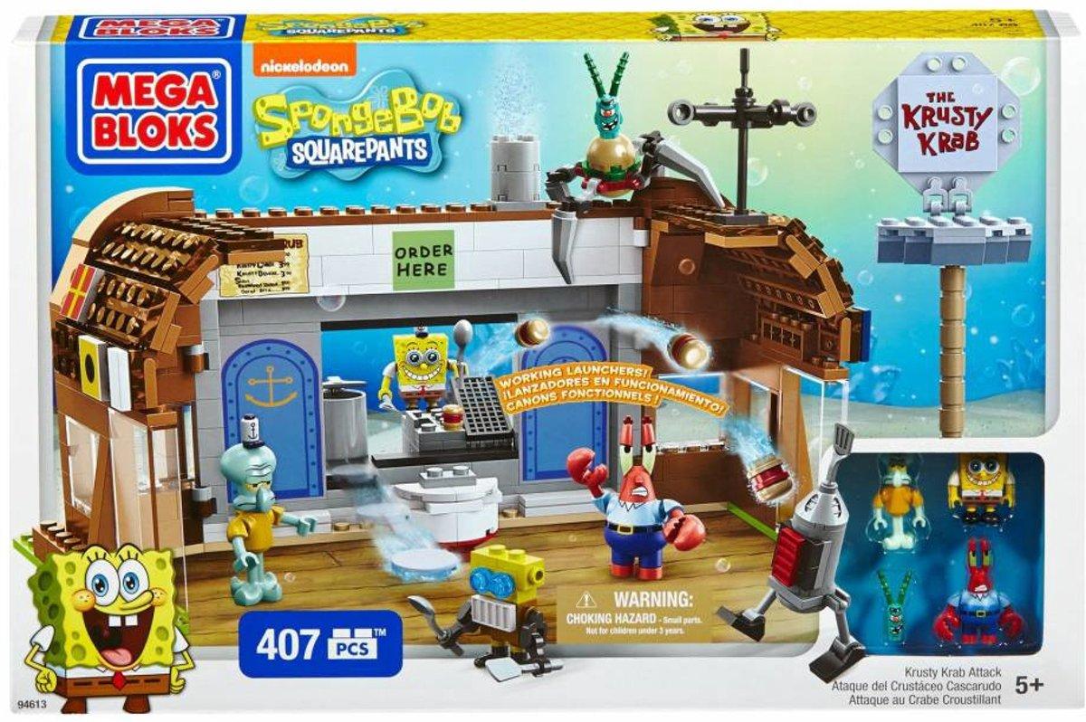 Lego Spongebob Krusty Krab Topsimages