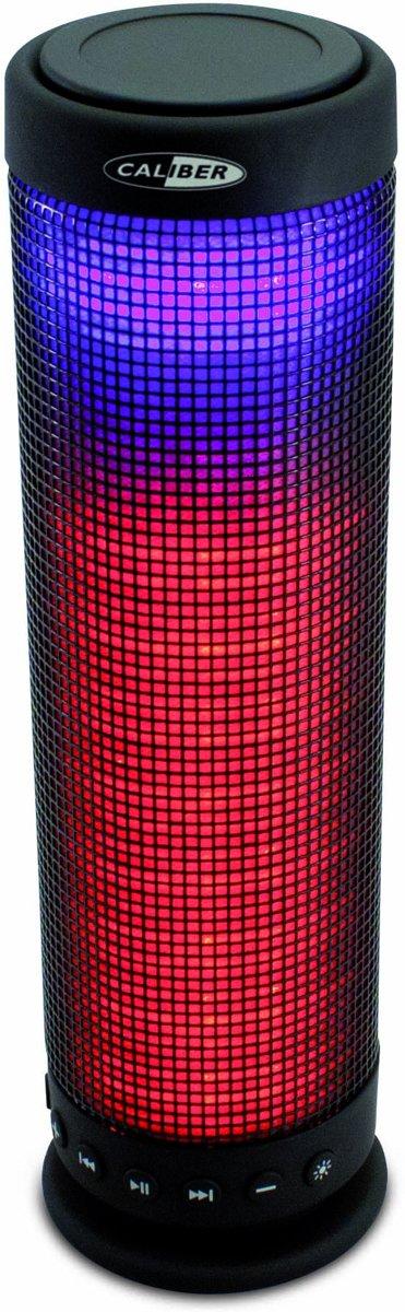 Caliber Bluetooth Speaker | HPG423BTL | Bluetooth | SD | Accu | Led Verlichting kopen