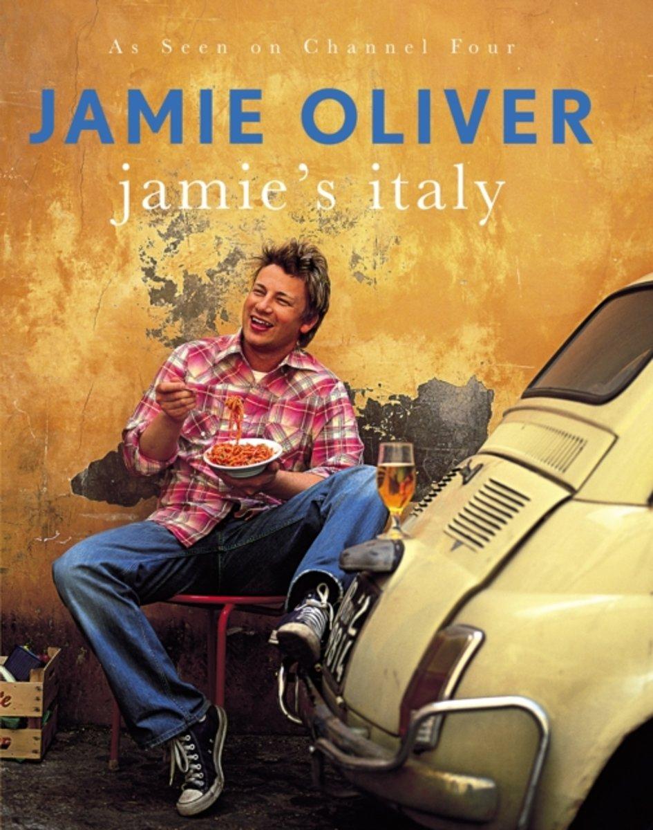 Bolcom Jamies Italy Jamie Oliver 9780718147709 Boeken