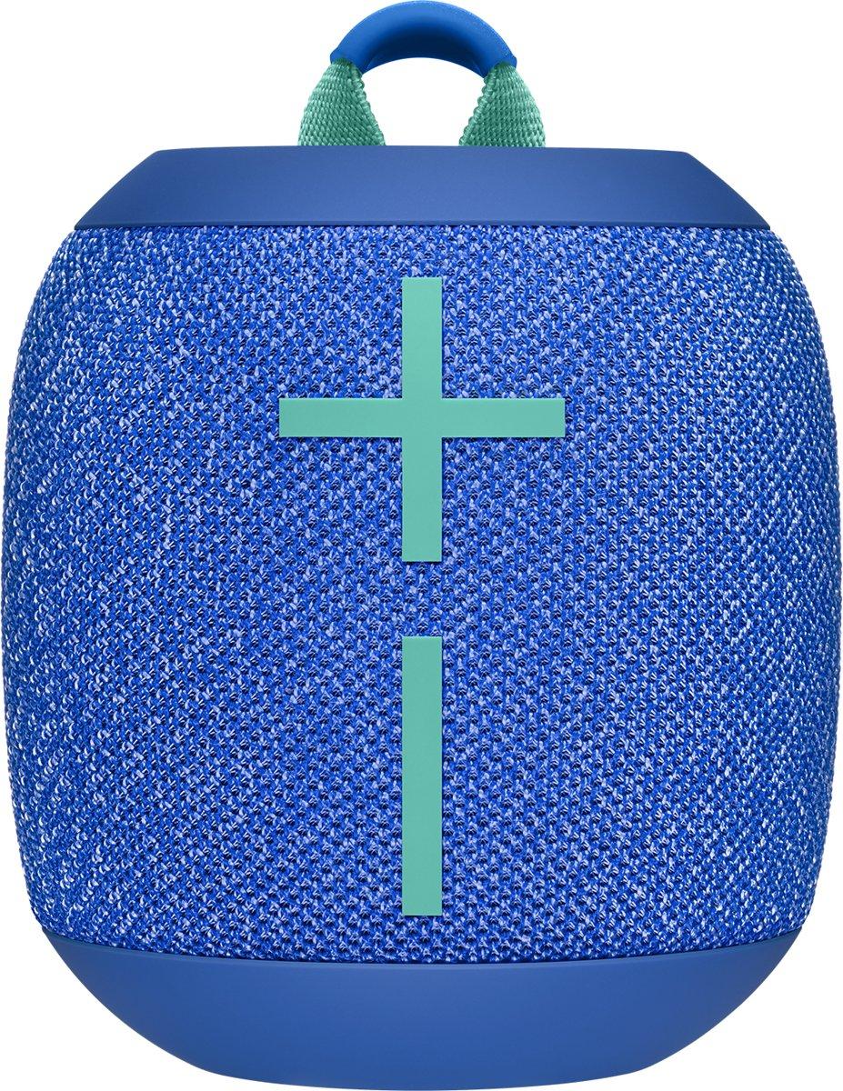 Ultimate Ears WONDERBOOM 2 - Bluetooth Speaker - Blauw kopen