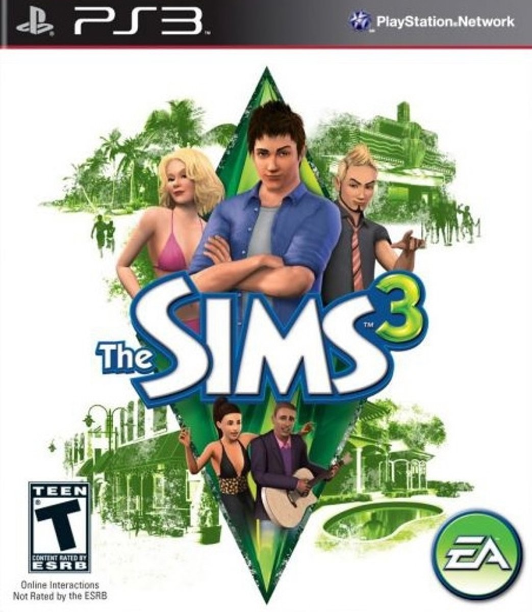 Electronic Arts The Sims 3 PlayStation 3 video-game kopen