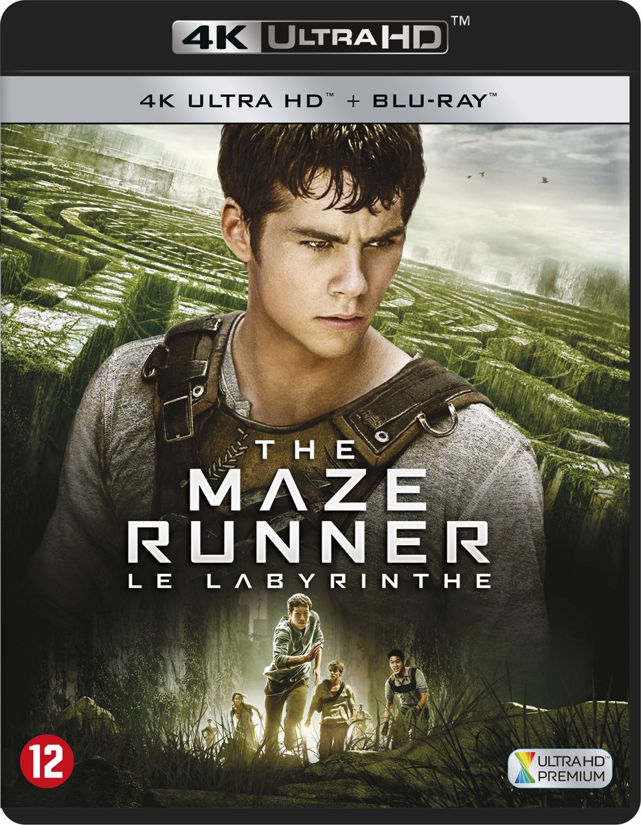 The Maze Runner (4K Ultra HD Blu-ray)-