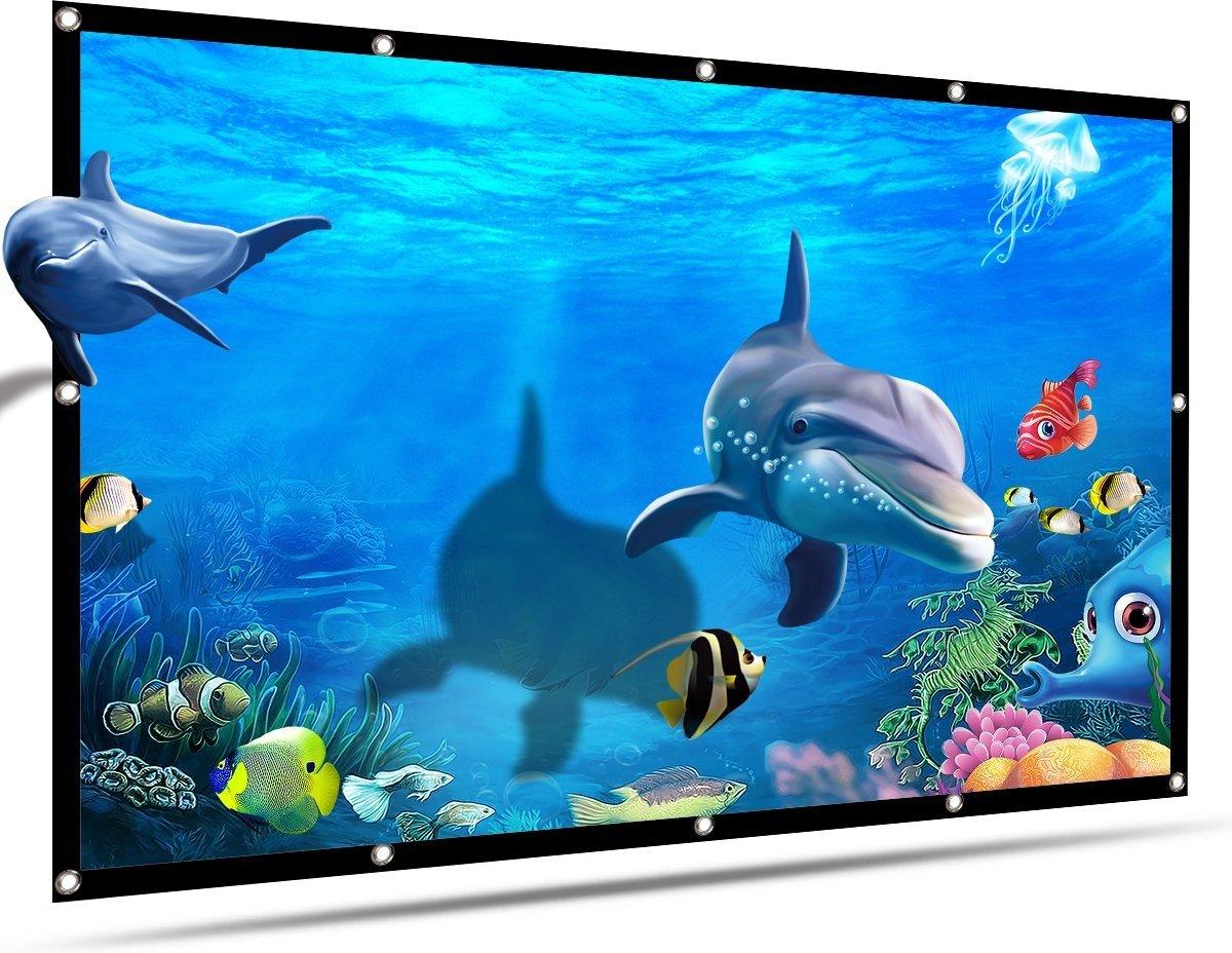 Overmax -Pro Screen - 100 inch- projectiescherm kopen