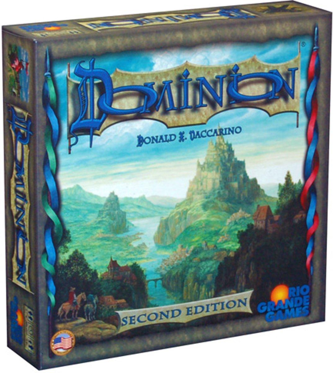 Dominion 2nd Edition Bordspel (Engelstalig)