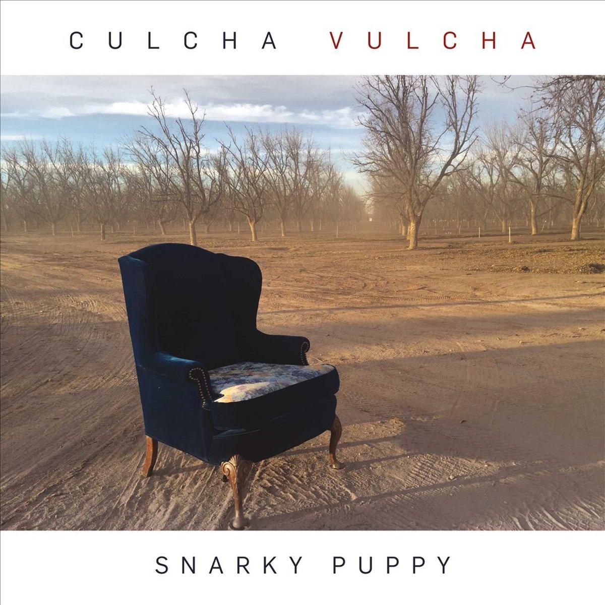Snarky Puppy - Culcha Vulcha   CD kopen