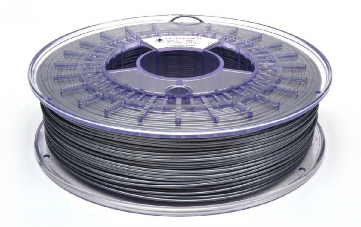 Octofiber 1.75mm Filament PLA Zilver