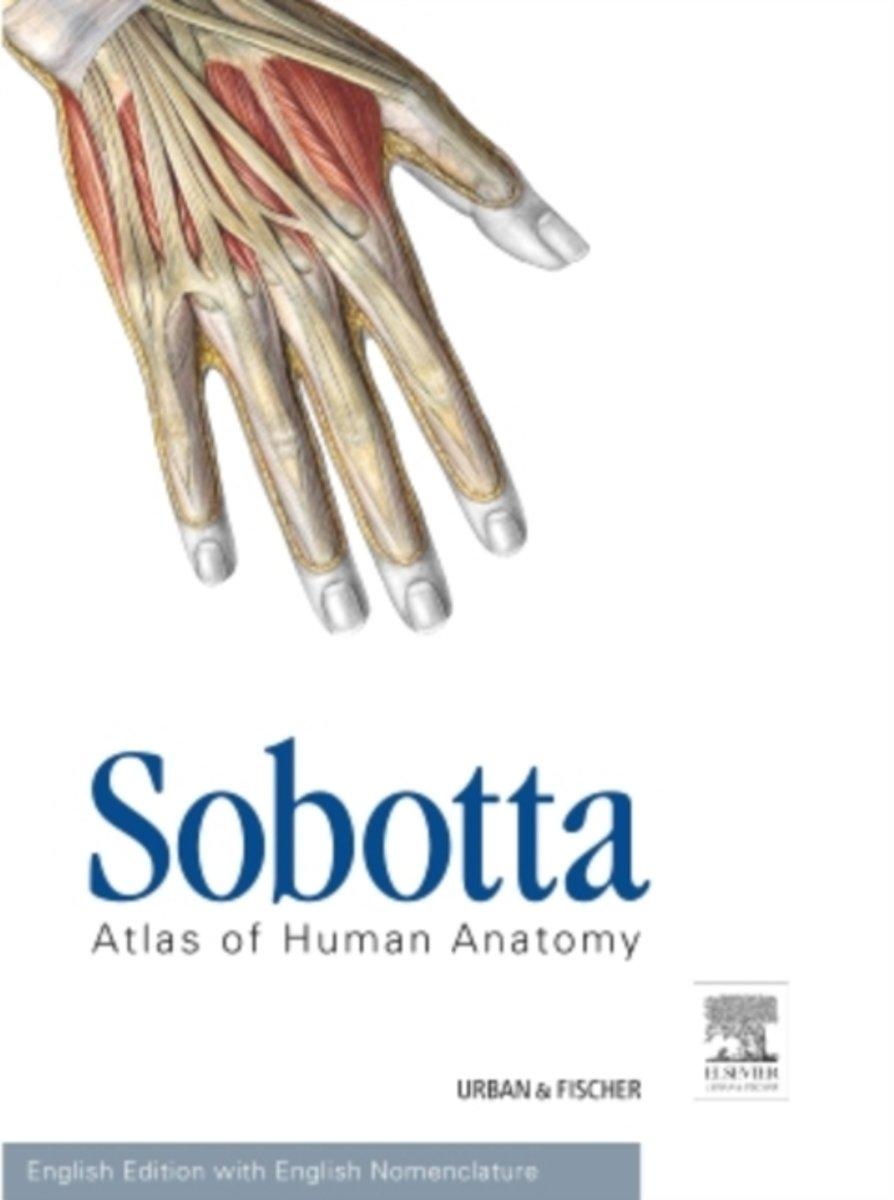 bol.com | Sobotta Atlas of Human Anatomy (Package) - 15th Edition ...