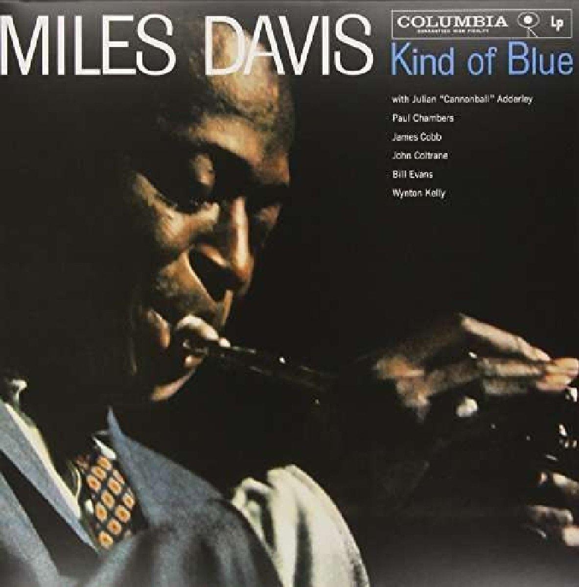 Miles Davis - Kind Of Blue =Mono=   Vinyl kopen