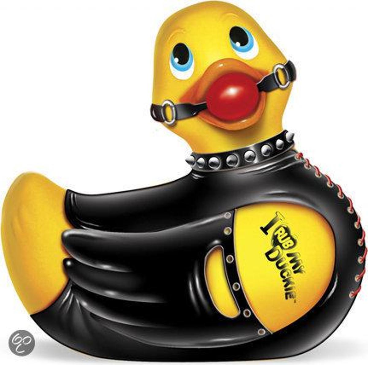 Foto van Big Teaze Toys I Rub My Duckie - Bondage - Vibrator